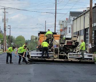 MLK Project Moves to Repaving