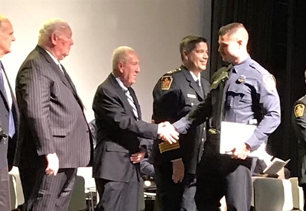 Police Commendations Awarded
