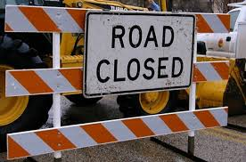 Street Closures Scheduled