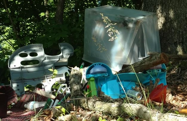 Illegal Dumping Site Cleaned-up