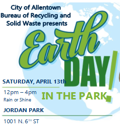 Celebrate Earth Day at Jordan Park
