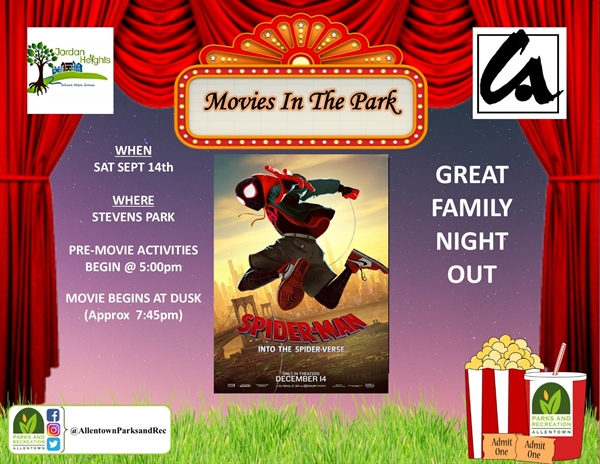 Oscar Winning Movie at Stevens Park
