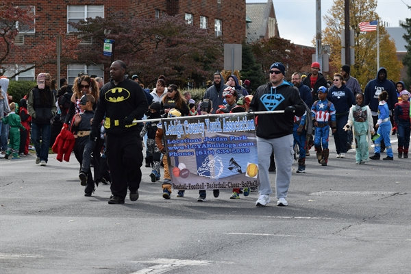 Halloween Parade Winners Announced