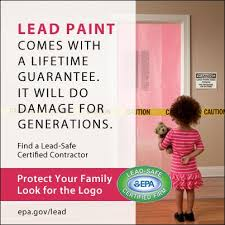 City Awarded $1.4MM Lead Paint Abatement Grant
