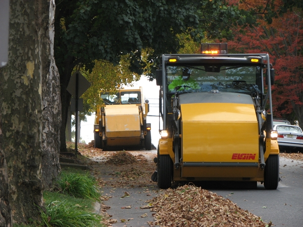 Public Works Announces Fall Schedules