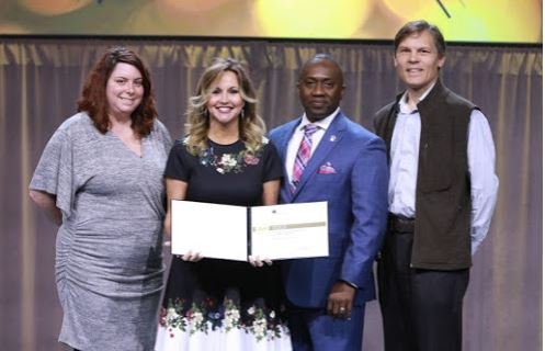 City Honored for Urban Design