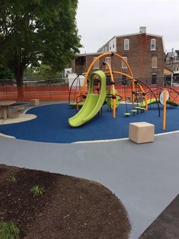 City Closing Playground Sites