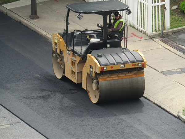 Downtown Paving Schedule