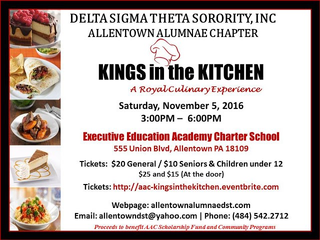 Kings In The Kitchen Calendar Of Events