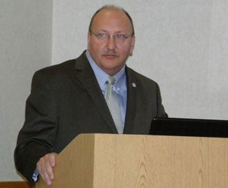 Pawlowski Presenting at One-Call Forum