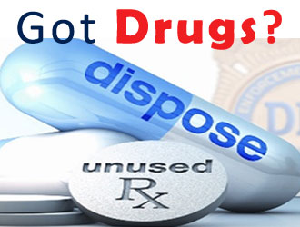 Allentown Participates in Drug Take Back Day