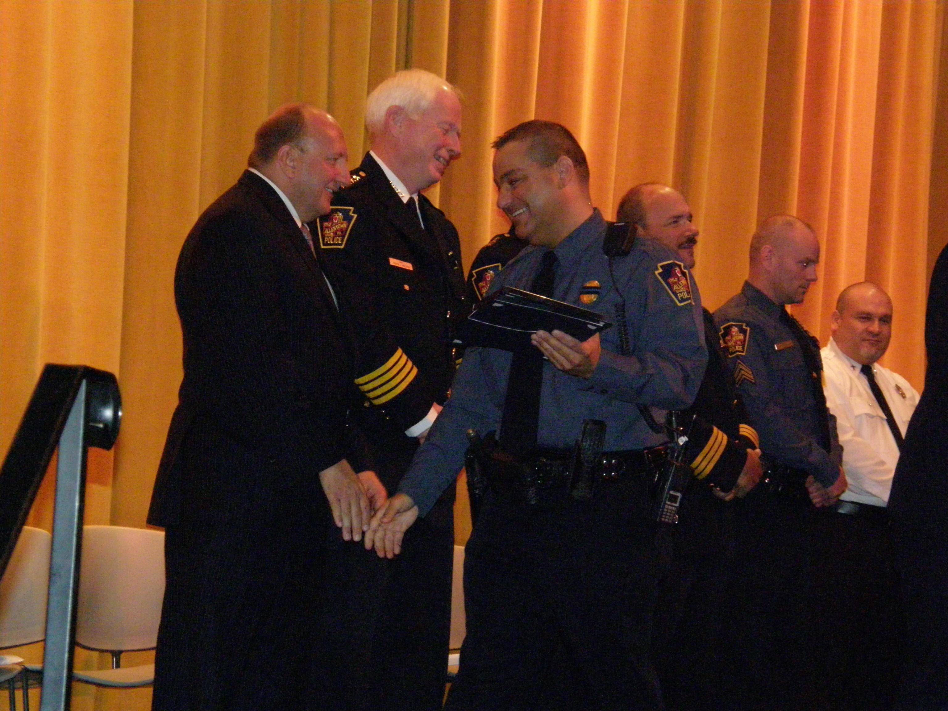 APD Commendations Awarded