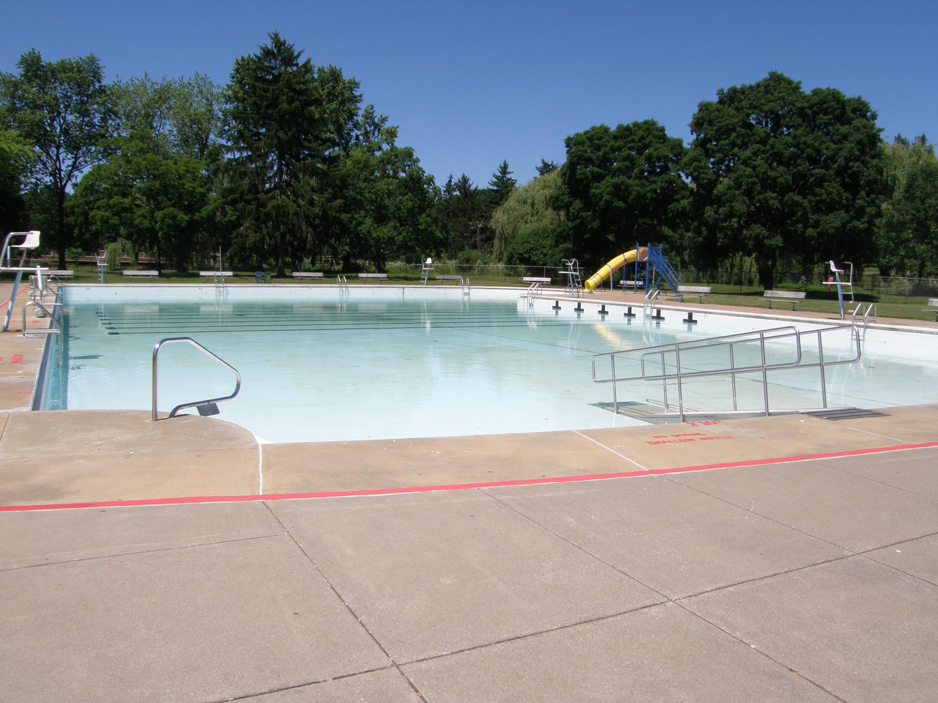 Pool Repair In Pa : Cedar beach pool closed for repairs gt allentownpa