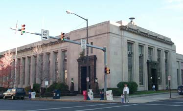 Allentown Post Office