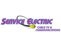 Click here to go to the Service Electric website
