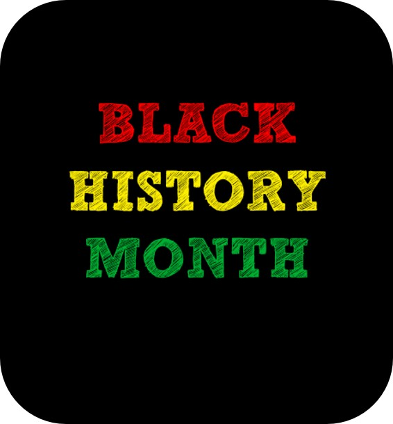 Click to go to the Black History Month Scheduled Events page.