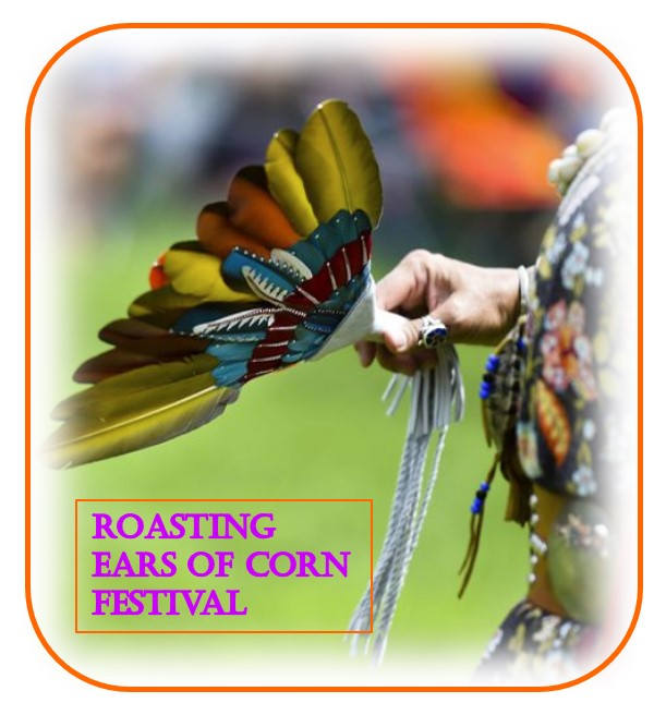 Click here to go to the Roasting Ears of Corn Festival page of the Musuem of Indian Culture website.