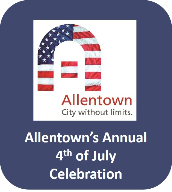 Click here to go to the Allentown 4th of July Celebration page.