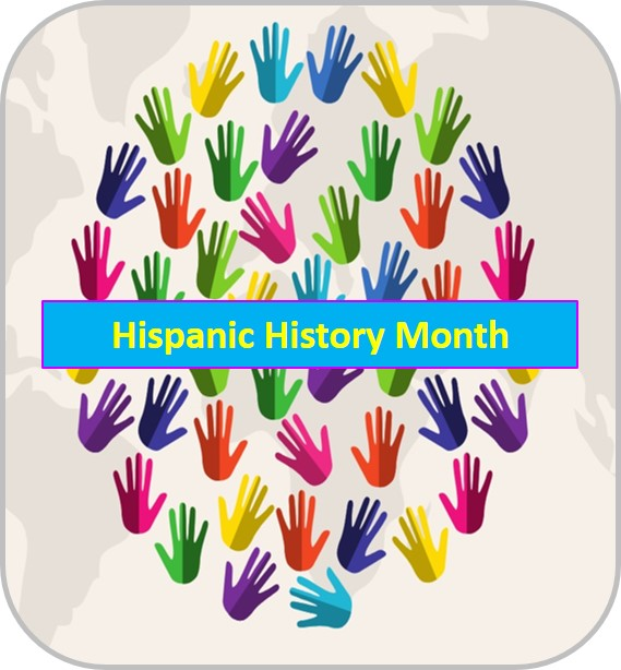 Click here to go to the Hispanic Heritage Month page.