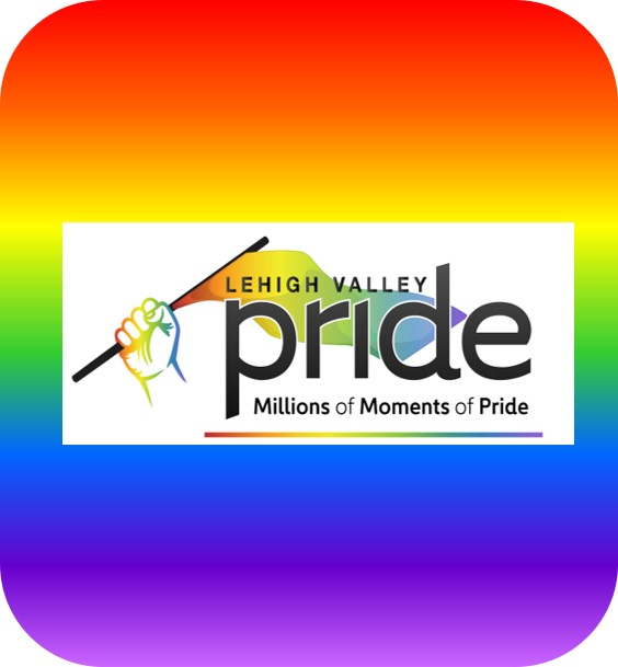 Click here to go to the Lehigh Valley Pride Festival page of the Bradbury Sullivan Center website.