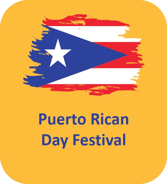 Click to go to the Lehigh Valley Puerto Rican Day Parade and Festival Facebook event page.