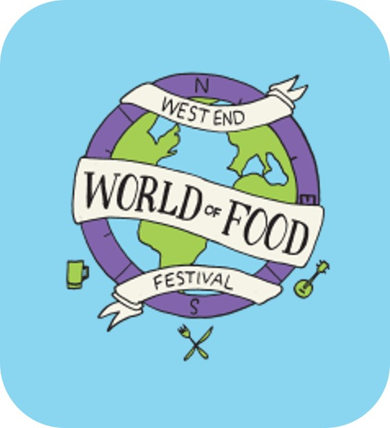 Click here to go to the West End World of Food Festival website.