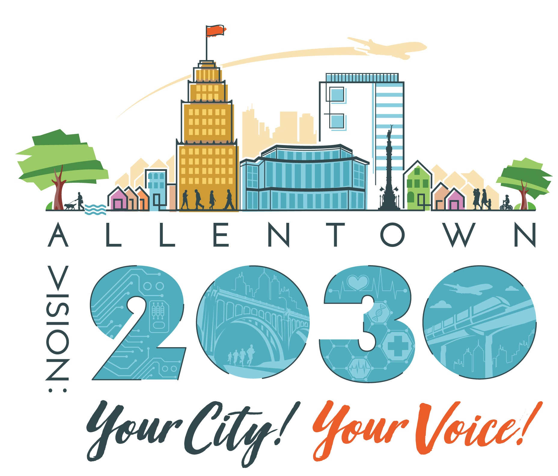 Click to go to the Allentown Vision 2030 website.