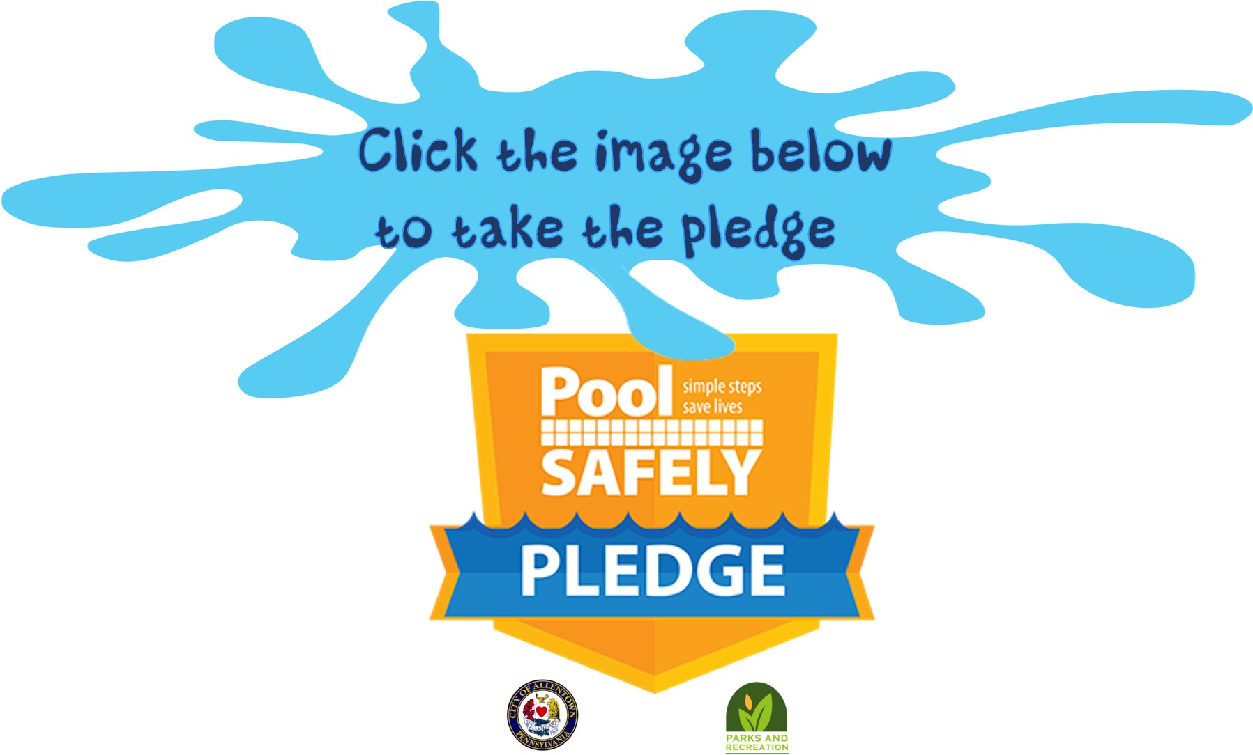 Take the Pool Safely Pledge