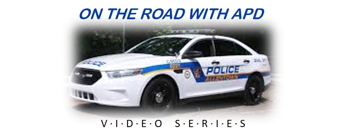 On the Road with APD Video Series